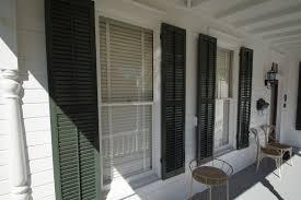 custom exterior shutters in austin