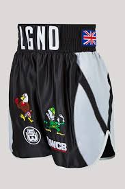 Title Boxing Shorts Size Chart Create Custom Boxing Shorts Fightwear Training Kit Online