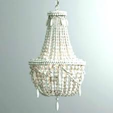 marvellous white wood chandelier washed distressed chandeliers wooden bead furniture