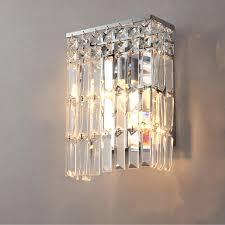 luxury bathroom lighting. lamp crystal led modern wall mirror bathroom luxury makeup mount light applique liseuse sconce bedroom lighting i