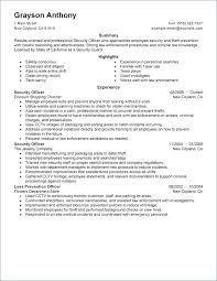 Security Job Objectives For Resumes Best Of Security Resume Objective Law Enforcement Resume Security Resume