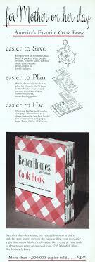 better homes and garden cookbook. better homes and gardens cook book 1952 ad picture garden cookbook