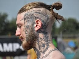 Tetování účesy Piercing Bajkujem
