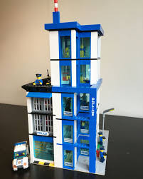 5d5928e232256c417f0ab7191aad463b.jpg (1066×1334) | Lego police, Lego police  station, Lego city sets