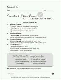 best composition images writing ideas writing  sample essay argumentative writing format of a persuasive essay