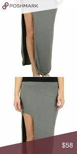 Nwt Riller Font Skirt Sz 1 S M Riller Fount Sexy Skirt