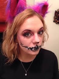 cheshire cat makeup by black cat creativity