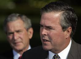Jeb And George W Comparing The Brothers Bush Cnn Video
