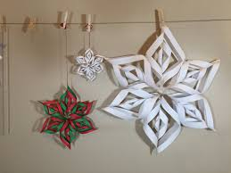 paper snowflakes 3d how to make a 3d paper snowflake rome fontanacountryinn com