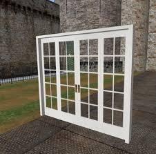 folding french patio doors. 4 Panel White French Bifold Door - Bi-fold Patio V3.2.1MC Folding Doors D