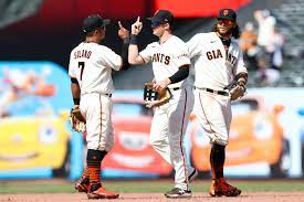 SF Giants HQ: Second-place in NL West ...