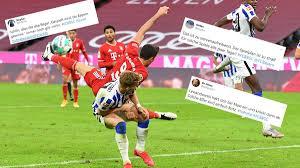 V., commonly known as fc bayern münchen, fcb, bayern munich, or fc bayern, is a german professional sports cl. Fc Bayern Gewinnt Drama Gegen Hertha Bsc Die Besten Netzreaktionen