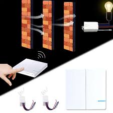 1900 Light Switch Wireless Light Switch Receiver Kit Outdoor 1900 Ft Indoors