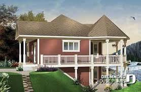 Lakefront home designs & waterfront cottage house plans from ...