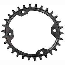 Elliptical 96 mm BCD Chainrings for <b>Shimano XTR</b> M9000 and M9020