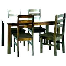 round dining table 4 chairs small set for chair and room