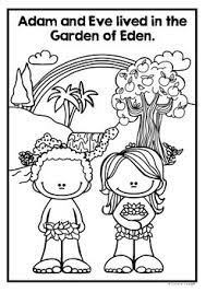 Search through 623,989 free printable. The Garden Of Eden The Adam And Eve Story Coloring And Puzzle Pages