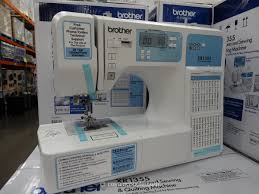 Brother Computerized Sewing Machine XR1355 & Brother Computerized Sewing Machine XR1355 Costco 1 Adamdwight.com