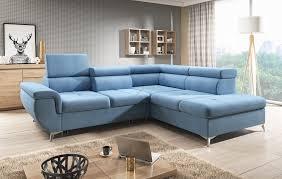 Couchgarnitur Monk Als L Form Sofa Mit Schlaffunktion Und