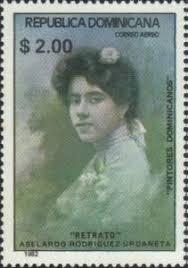 Stamp: Painting, by Abelardo Rodriguez Urdaneta (Dominican Republic)  (Paintings) Mi:DO 1363,Sn:DO C374,Yt:DO PA419,Sg:DO 1505