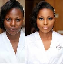 nigerian bridal makeup