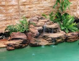 tropicana small swimming pool waterfalls kit