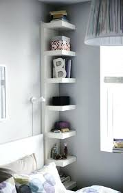 small shelves for bedroom large size of decoration wall shelves track