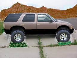 raptor32 1996 Chevrolet S10 Blazer Specs, Photos, Modification ...