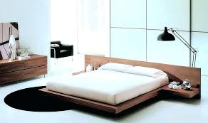 Platform California King Bed Frame Large Size Of Collection By ...