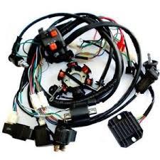 gy6 150cc go kart wiring harness wiring schematics diagram full electrics wiring harness cdi coil solenoid gy6 150cc atv quad kandi go kart wiring harness gy6 150cc go kart wiring harness