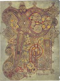 the book of kells for larger image