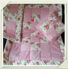 baby bedding cath kidston ikea fabrics 4pc cot quilt per set vintage style