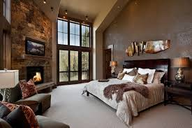 master bedroom fireplace designs country style bedroom design ideas