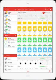 Shift Planning App Dienstag Schedule Your Team