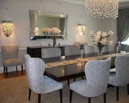 Mirrors For Dining Room Walls Oval Floral Shape Dining Room Wall Decor With Mirror Decorcraze