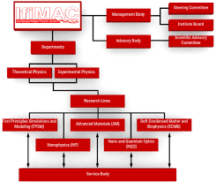 Organization Chart Ifimac Condensed Matter Physics Center