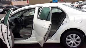 2011 Toyota Corolla Automatic / white - YouTube