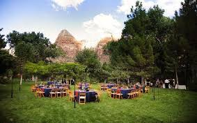 cliffrose lodge gardens. Zion National Park Weddings Picture Of Cliffrose Lodge Gardens