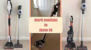 shark vacuum vs dyson. Shark DuoClean Vacuum Review Vs Dyson V6