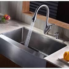 kraus stainless steel kitchen sink photo of 27 kraus khf kitchen sink stainless steel a unique