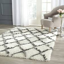 destiny rug 8x10 com safavieh moroccan collection msg343a ivory and grey