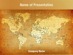 Ancient Map Powerpoint Templates Ancient Map Powerpoint
