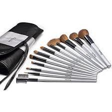 karity cosmetics studio 12 piece natural hair makeup brush set image source