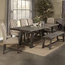found it at wayfair todd creek extendable dining table