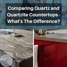 comparing quartz and quartzite countertops what s the difference