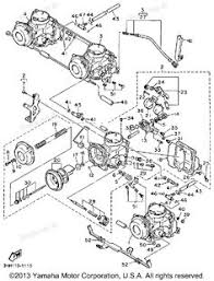 yamaha vmax engine diagram yamaha wiring diagrams