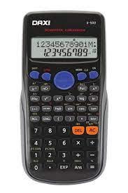 Daxi 240 Fonksiyonlu 2 Satırlı Bilimsel Hesap Makinesi X-500 Plus Fiyatı,  Yorumları - TRENDYOL