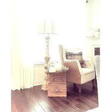 full size of kirklands distressed cream floor lamp with shelves wicker lamps natural wood lighting extraordinary