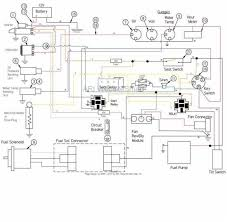 diesel electrical diagram dixie chopper gilbert lawn mower 129247 77010 starter
