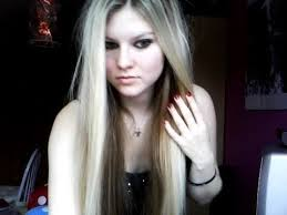 avril lavigne what the official video make up tutorial